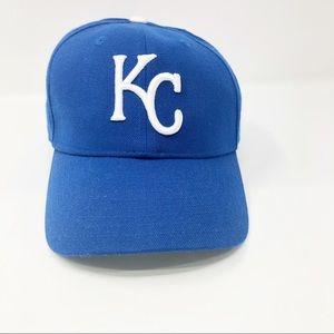 Kansas City Royals Baseball Cap Adjustable Strap